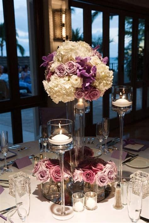 hydrangea centerpiece wedding pinterest