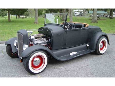 1929 Ford Roadster 1929 ford roadster for sale classiccars cc 977186