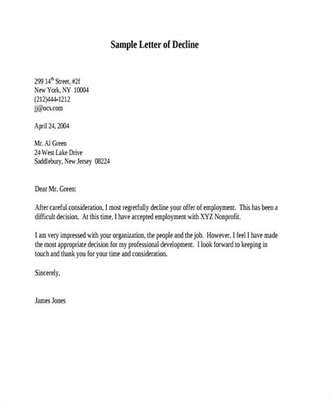 73 offer letter templates free premium templates