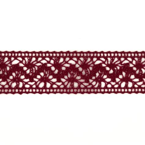 Ribbon Lace by 1 1 2 Crochet Lace Ribbon Discount Designer Fabric