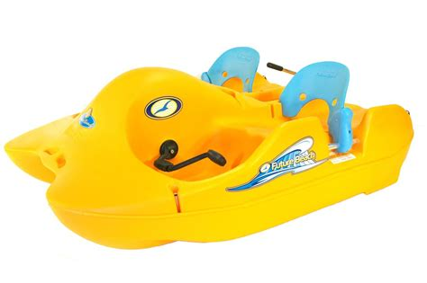pedal boat upgrades the future beach water bee 200c available at tiki water