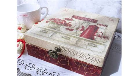 decoupage crackle tutorial 25 best ideas about decoupage box on pinterest farewell