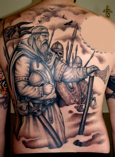 body ink tattoos viking images designs
