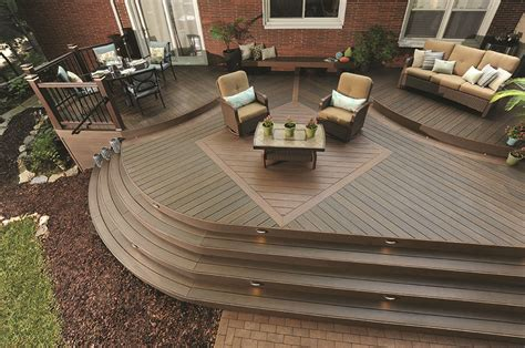 Timbertec Decking by Timbertech Wood Products For Decking Fencing Denver