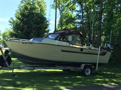 starcraft boats bc for sale 1984 starcraft boat for sale price reduced