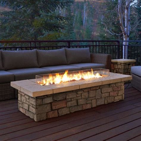 firepit gas best 25 propane pit table ideas on