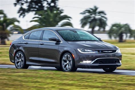 The New 2015 Chrysler 200 by 2015 Chrysler 200 New American D Segment Sedan Image 221183