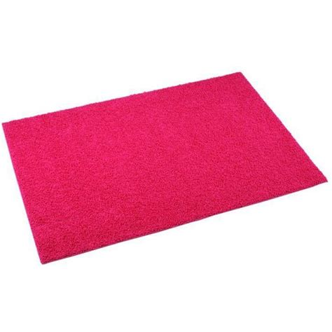 argos rugs pink buy bright pink fiji machine washable rug 120cmx67cm at argos co uk your shop for