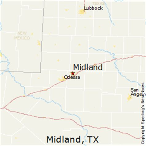 midland texas on map comparison midland texas farmington new mexico