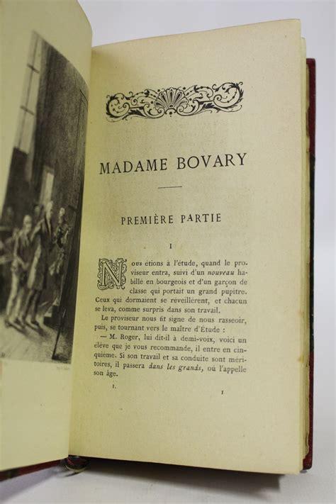 madame bovary edition books flaubert madame bovary edition edition