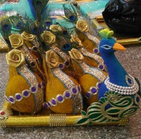 Chandra's Wedding, aarthi plates & return gifts, Chennai