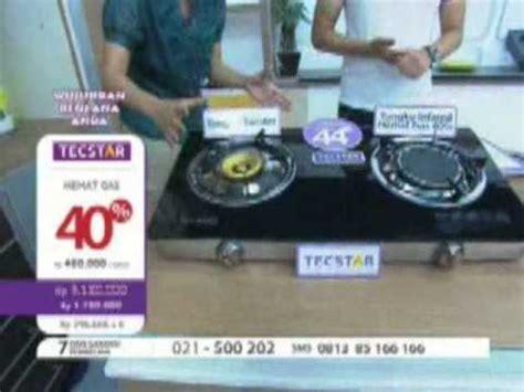 Kompor Tecstar Lejel Home Shopping lejel promo kompor infrared tecstar