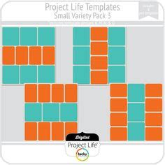 1000 Images About Digital Project Life 174 On Pinterest Project Life Digital Project Life And Digital Project Plan Template