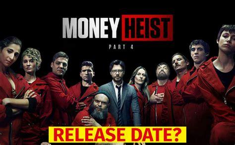 money heist season  netflix release date cast
