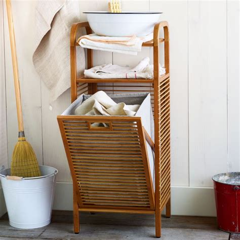 West Elm Bathroom Storage by Sort Your Laundry In Style With These Attractive Laundry Hers