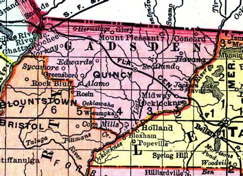 Gadsden County Search Gadsden County 1898 Ad