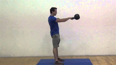 one arm swing one arm kettlebell swing youtube