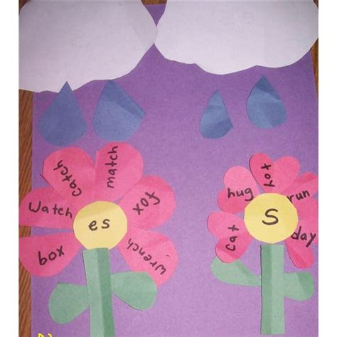 april crafts for april showers bring may flowers activities and crafts