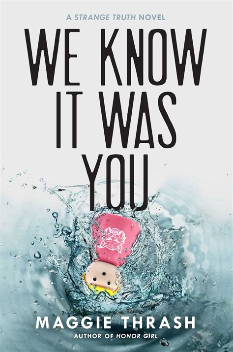 we books we it was you book by maggie thrash official