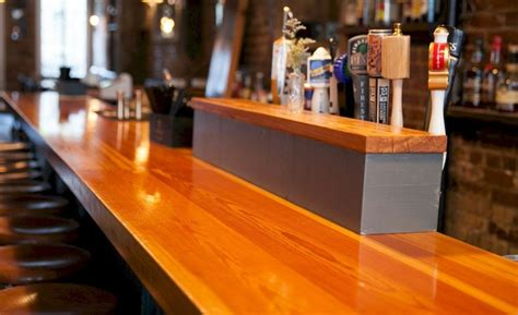 Bar Top by Reclaimed