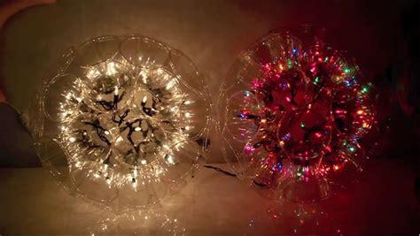 sfere con bicchieri di plastica come realizzare una sfera di con i bicchieri di plastica