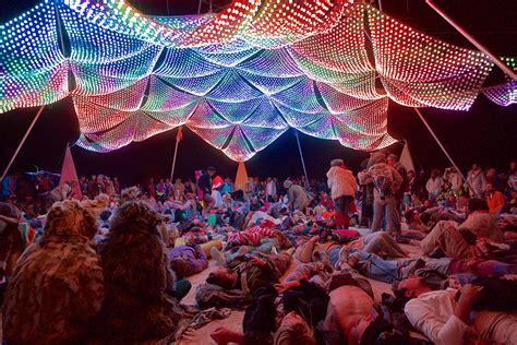 burning man orgy tent a sneak peek at the coolest art coming to burning man 2016
