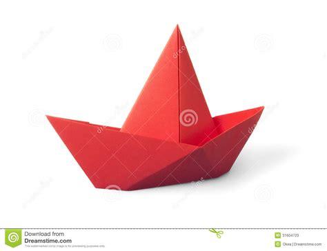 cartoon paper boat paper boat vector illustration cartoondealer 47239822
