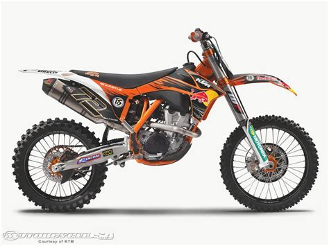 Ktm 505 Sx 2008 Ktm 450 Sx F And 505 Sx F Motorcycle Review Top