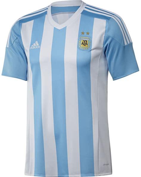 Kaos Argentina New Coppa America 2015 New Argentina Copa America Jersey 2015 Adidas Argentina