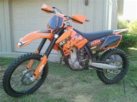 Ktm 250 Sx 2006 2006 Ktm Sx F 250 Dirt Bike For Sale On 2040 Motos