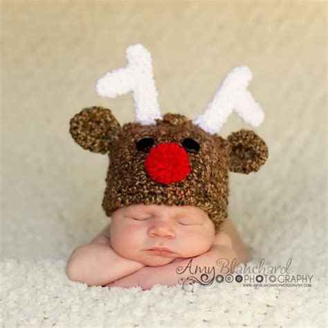 baby reindeer hat ridiculously baby reindeer hat for boy or