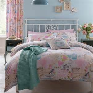 vintage collage king size duvet cover shabby chic bedding
