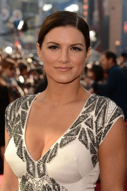 27 Meters In Feet by Gina Carano Bra Size Age Weight Height Measurements