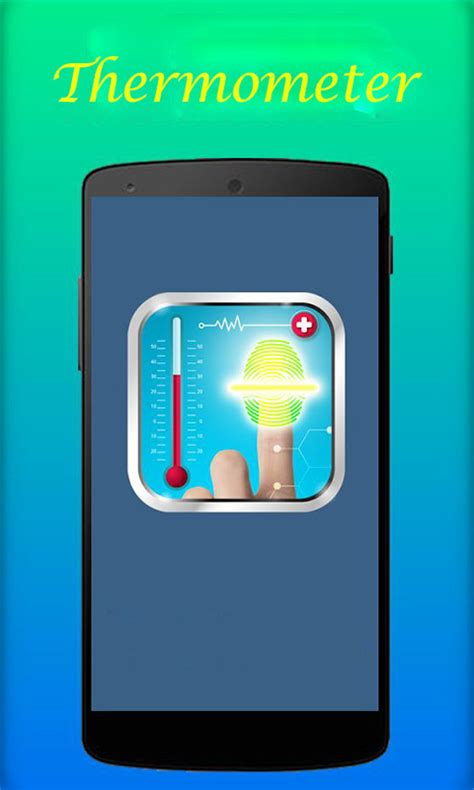 Termometer Uap free fever temp thermometer apk for android getjar