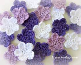Free Easy Flower Crochet Patterns - lacy crochet free crochet flower patterns