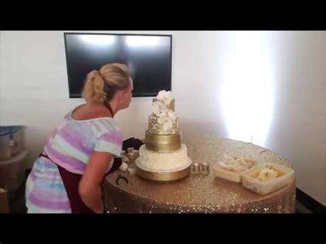 Wedding Cake Assembly by Wedding Cake Assembly