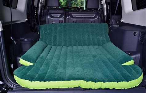 in car air bed commercial vehicles road vehicles air cushion bed make parking car