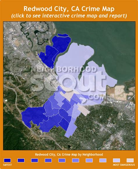 san francisco crime map 2015 redwood city crime rates and statistics neighborhoodscout