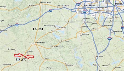 comanche county texas map 3194 acres in comanche county texas