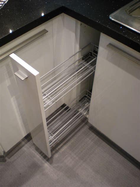 modern corner kitchen corner base cabinet modern kitchen toronto by svea