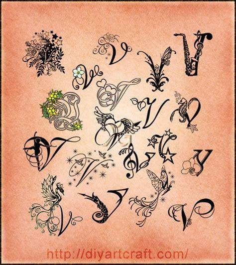 lettere per tatoo lettering v typography tattoos