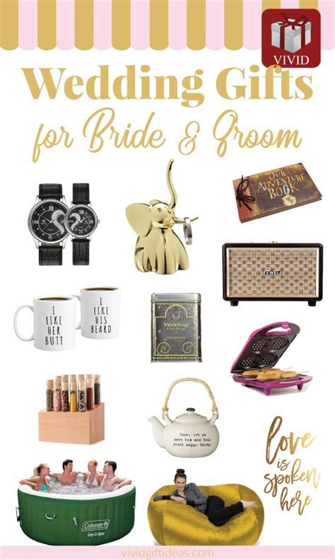 15 Best Wedding Gifts for the Bride and Groom