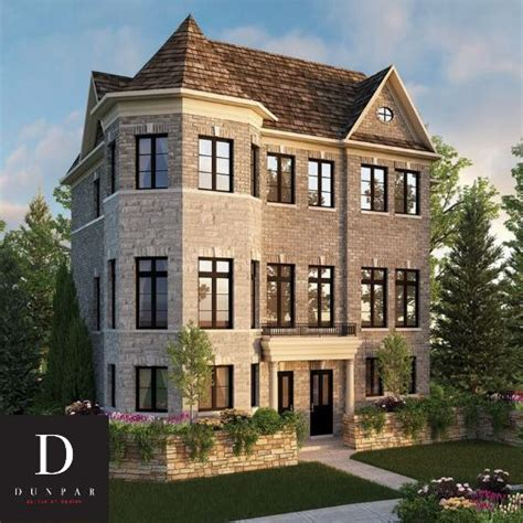 mississauga luxury homes purchase your own luxury townhome on mississauga rd