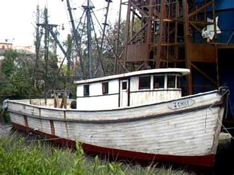 forrest gump shrimp boat jenny boat from the forrest gump motion picture