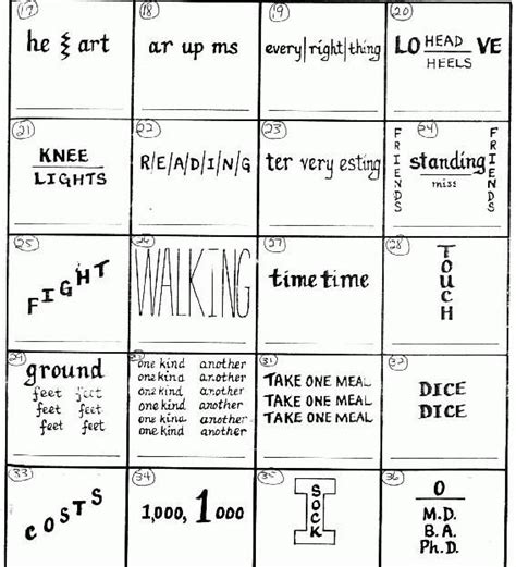 Rebus Puzzles For Worksheet by 17 Best Ideas About Rebus Puzzles On Word