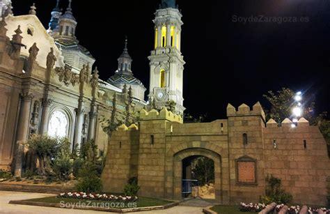 imagenes navidad zaragoza el bel 233 n de la plaza del pilar de zaragoza en navidad 2016