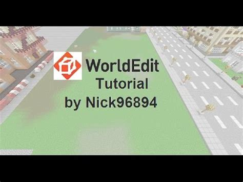 youtube tutorial german worldedit tutorial german youtube