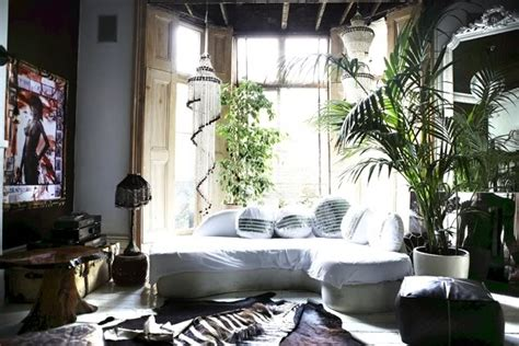 black and white home design inspiration bohemian home decor pretty spaces