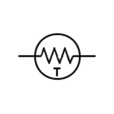 vdr resistor symbol resistor symbols