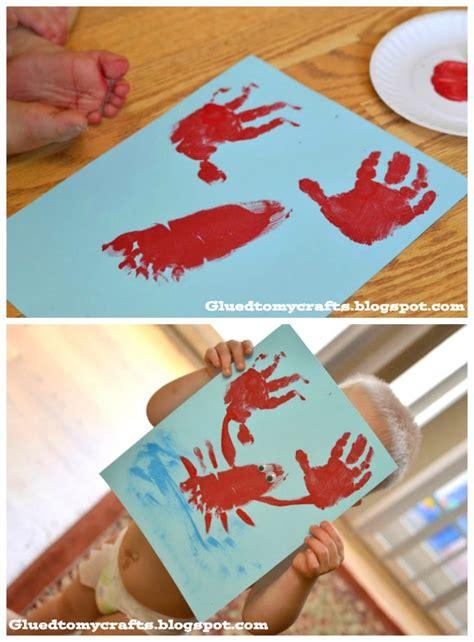 sea creature crafts for craftionary